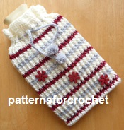 Hot Water Bottle Pouch USA