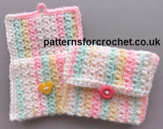Small Crochet Purse : All Patterns on this website are ? Copyrighted to patternsforcrochet ...